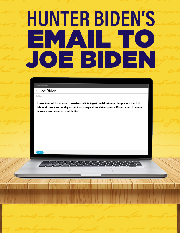 Hunter Biden's Email To Joe Biden